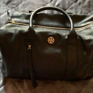 Authentic Tory Burch Leather Tote handbag